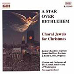 A Star Over Bethlehem (CD)