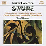 Guitar Music from Argentina (CD)