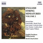 English String Miniatures, Volume 2 (CD)