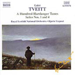 Tveitt: A Hundred Hardanger Tunes; Orchestral Suites N (CD)