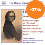 Produktbilde for Liszt: Organ Works, Vol 2 (CD)