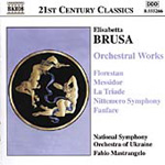 Brusa: Orchestral Works (CD)