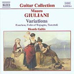 Giuliani: Variations (CD)