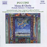 Puccini: Messa di Gloria (CD)