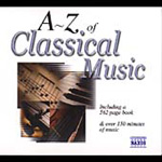Produktbilde for A-Z of Classical Music (CD)