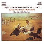 Music for Solo Harp and Strings (CD)
