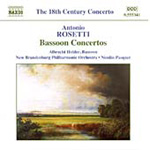 Rosetti: Bassoon Concertos (CD)