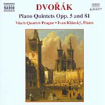 Dvorák: Piano Quintets Op 5 and 81 (CD)