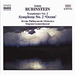 Rubinstein: Symphony No 2 'Ocean' (CD)