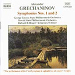 Grechaninov: Symphonies Nos. 1 and 2 (CD)