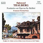 Thalberg: Fantasies on operas by Bellini (CD)