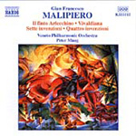 Malipiero: Orchestral Works (CD)