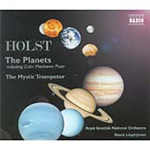 Holst: The Planets; The Mystic Trumpeter; Matthews: Pluto; (CD)