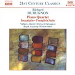 Dubugnon: Chamber Works (CD)