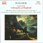Wagner: Scenes from Lohengrin and Siegfried (CD)