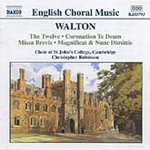 Walton: Sacred Choral Works (CD)