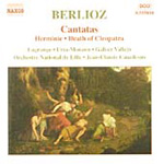 Berlioz: Death of Orpheus; Death of Cleopatra (CD)