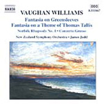 Vaughan Williams: Orchestral Favourites (CD)