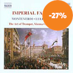 Produktbilde for Imperial Fanfares (CD)