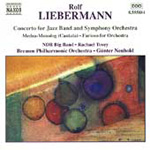 Liebermann: Orchestral Works (CD)
