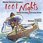 1001 Nights: Four stories from Arabian Nights (CD)