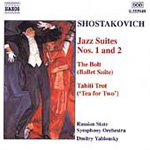 Shostakovich: Jazz Suites Nos 1 and 2 (CD)