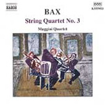 Bax: String Quartet No 3 (CD)
