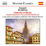 Turina: Orchestral Works (CD)