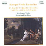 Baroque Violin Favourites (CD)