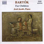 Bartók: For Children (CD)