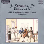 Johann Strauss II Edition, Vol.26 (CD)