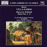 Villa-Lobos: Discovery of Brazil (CD)