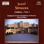 Josef Strauss Edition, Vol. 1 (CD)