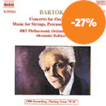 Produktbilde for Bartók: Orchestral Works (CD)