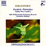 Stravinsky: Firebird & Petrushka Suites 1 & 2 (CD)