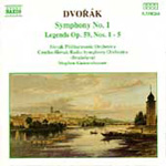 Dvorák: Symphony No.1, etc (CD)