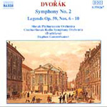 Dvorák: Symphony No.2, etc (CD)