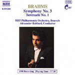 Brahms: Orchestral Works (CD)