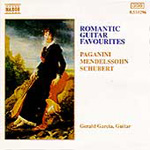 Produktbilde for Romantic Guitar Favourites (CD)