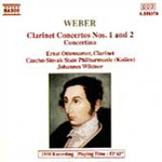 Weber: Works for Clarinet and Orchestra (CD)