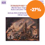 Produktbilde for Tchaikovsky: Orchestral Works (CD)