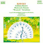 Produktbilde for Kodály: Orchestral Works (CD)