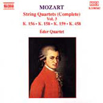 Mozart: String Quartets, Vol. 2 (CD)