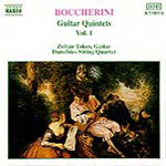 Boccherini: Guitar Quintets, Vol.1 (CD)