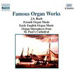 French Organ Music (CD)