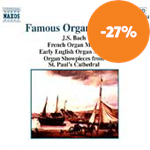 Produktbilde for French Organ Music (CD)