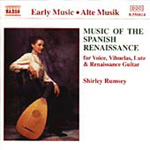 Music of the Spanish Renaissance (CD)