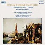 Italian Baroque Favourites (CD)