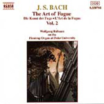 Bach: Art of Fugue, Vol.2 (CD)