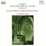 Early English Organ Music, Volume 2 (CD)